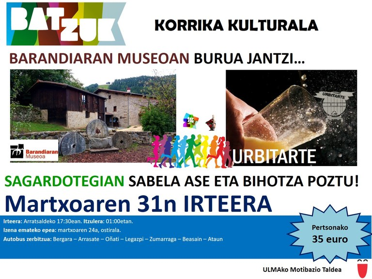 """Korrika Kulturala"" initiative in place"