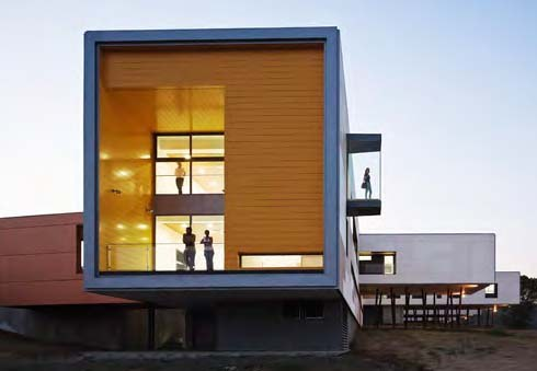 Alcolea Centre for the mentally challenged with ULMA Ventilated Facades