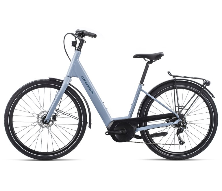 An electric bicycle to go to work – what a good idea!
