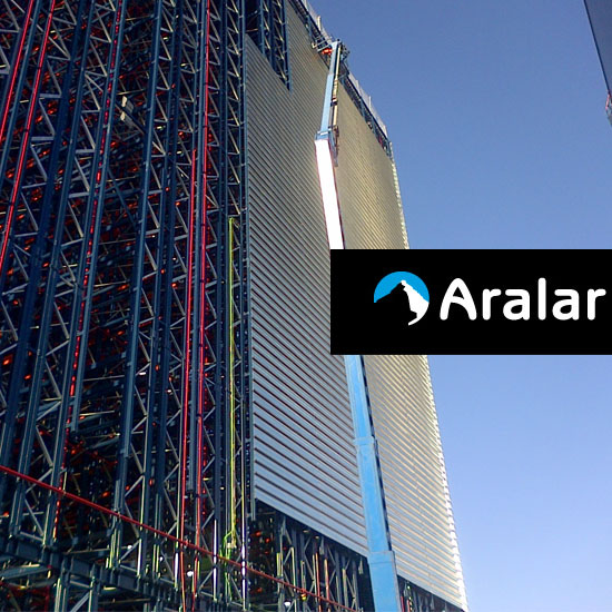 "ARALAR ""reverses its role"" to become the leader thanks to its updated logistics system"