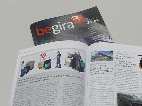 BEGIRA magazine issue 26 has been published