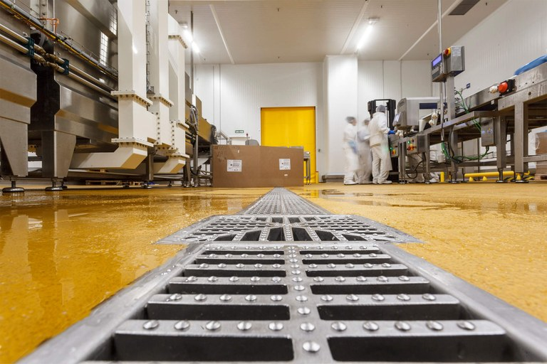 CAMPOFRÍO once again trusts ULMA Drainage for its factory in Burgos