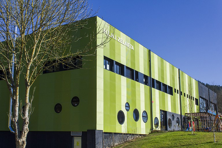 DISCOVER THE DYNAMIC EFFECT OF THE ULMA FAÇADES