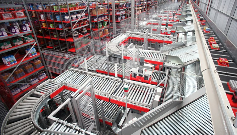 EROSKI inaugurates its new automated logistics platform developed by ULMA and unique in Europe