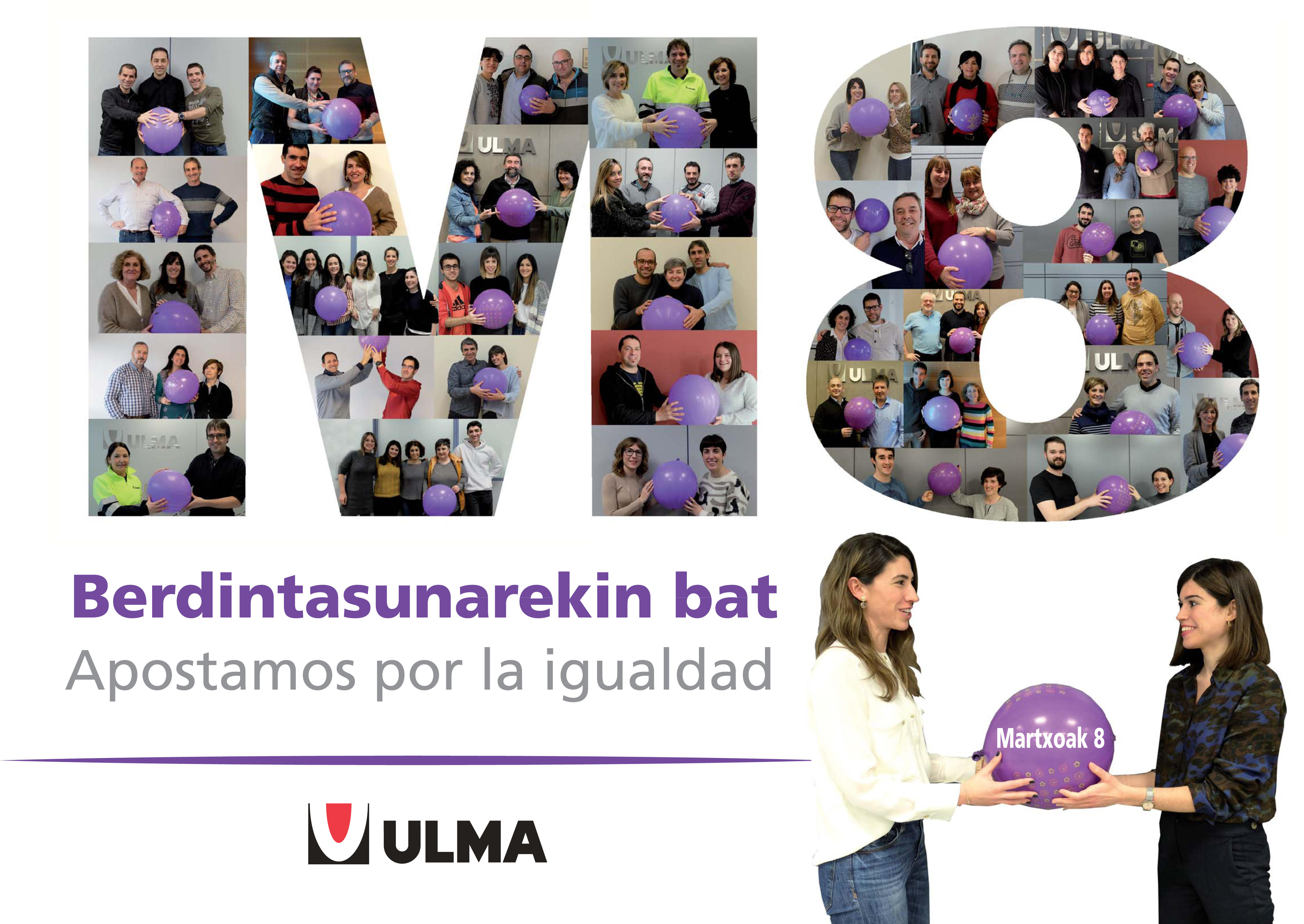 In ULMA, we invest in equality