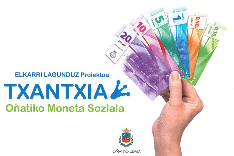 Join this new initiative and use Txantxis