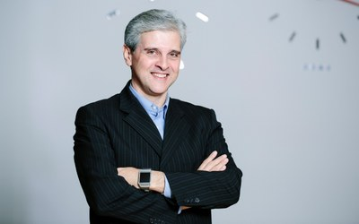 Marcelo Bueno is the new CEO of ULMA Handling Systems in Brazil