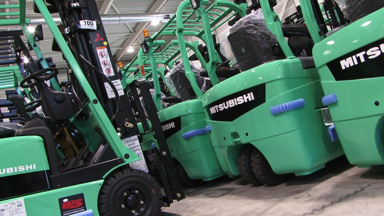 Mitsubishi Forklift Trucks will be at the CeMAT 2014 Fair with a record of innovations