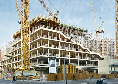 New Offices for Publishing House Axel Springer