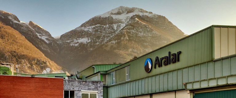Production capacity and logistics efficiency go hand in hand at ARALAR