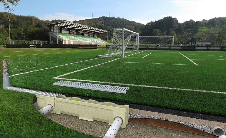 Professional solutions for sports facilities