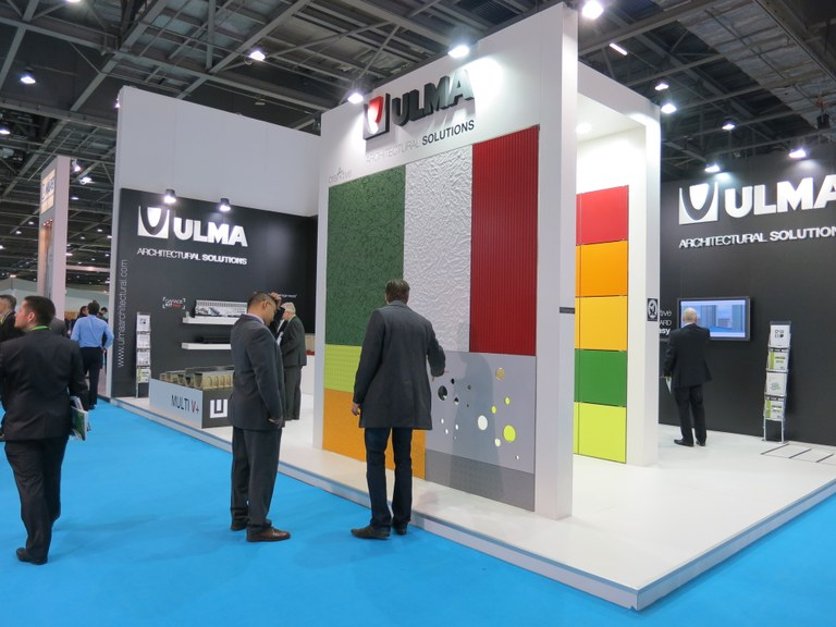 Readying our solutions for the London ECOBUILD Fair