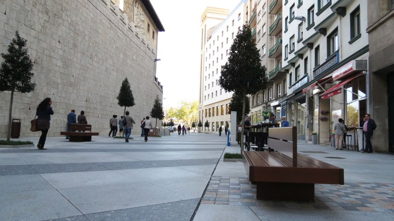 Restoration of the Santander city centre with ULMA drainage