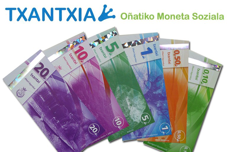 Share your idea and be in with a chance to win this set of Txantxis