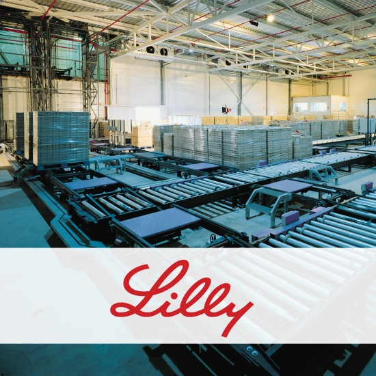 The pharmaceutical company LILLY trust again in ULMA Handling Systems