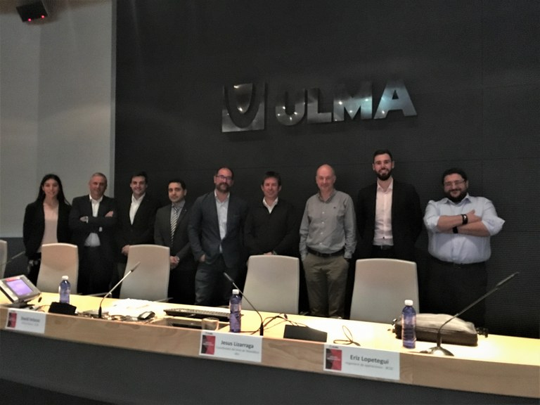 The ULMA Group organises a seminar on cybersecurity