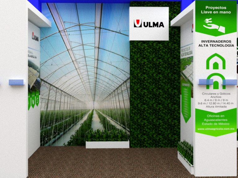 ULMA AGRÍCOLA provides assistance as affiliate at the 10th convention organised by AMHPAC