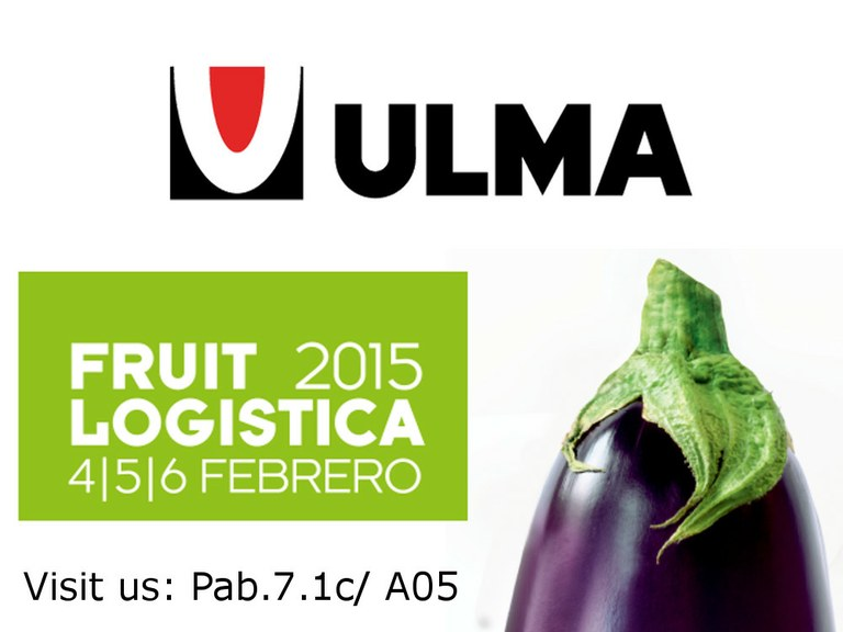 ULMA Agricola to attend the 2015 Berlin Fruit Logistica trade fair.