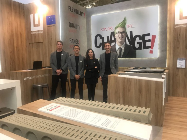 ULMA Architectural Solutions present in several trade shows and events in the month of May