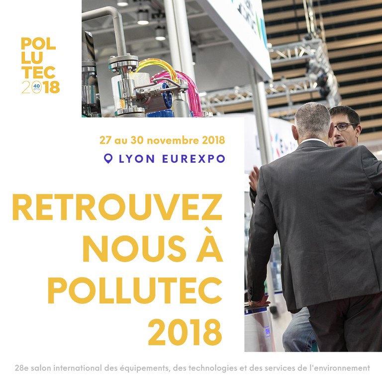 ULMA Architectural Solutions will be present at POLLUTEC 2018