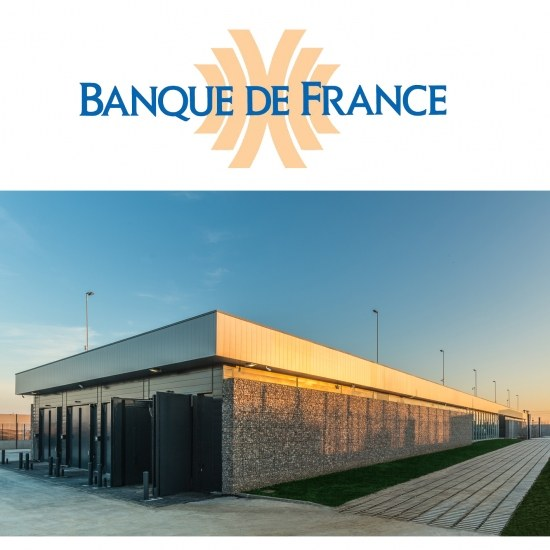 ULMA- Banque de France: Eurosystems's first automated bank logistic system