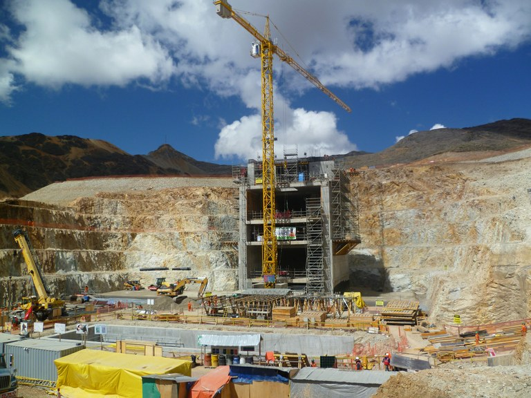 ULMA Construcción involved in implementing large mining infrastructures in Peru