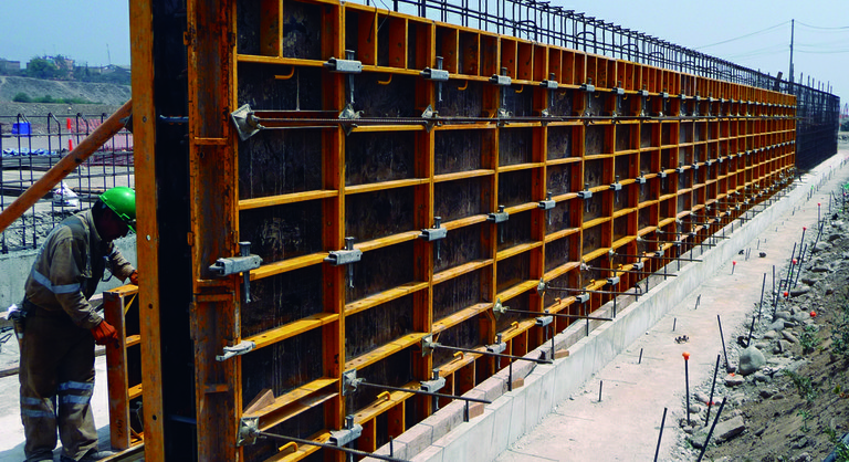 ULMA Construction launches the most optimum solution in lightweight formwork on the market