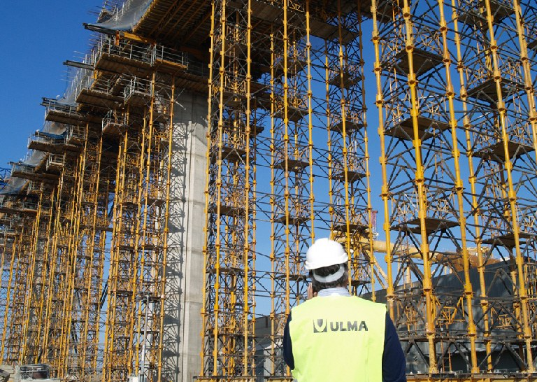 ULMA Construction on the EITB Teknopolis programme, dedicated to the construction of doors and viaducts