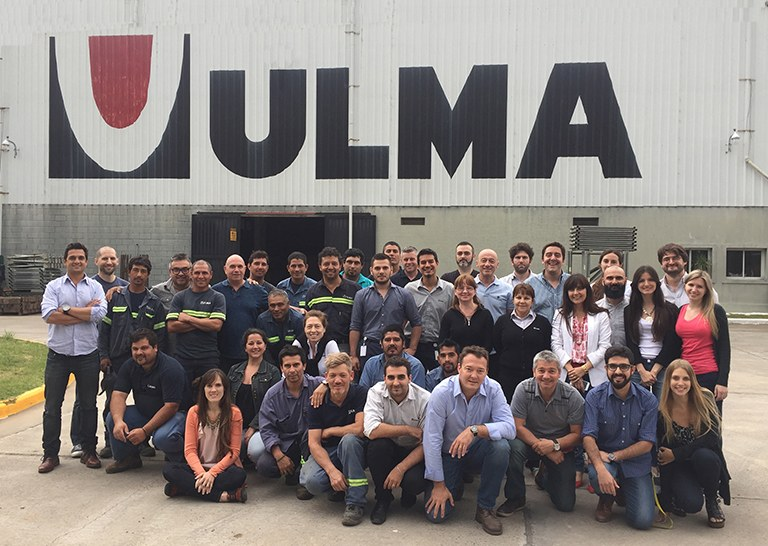 ULMA Construction's subsidiary in Argentina celebrates its 20th anniversary