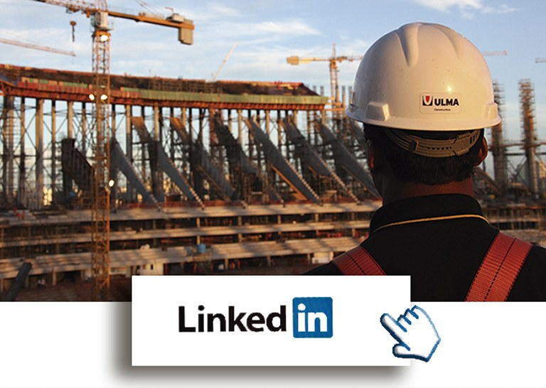 ULMA Construction's LinkedIn channel surpasses 10,000 followers