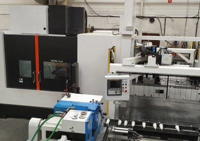 ULMA Conveyor Components invests in a new machining centre to improve its competitiveness in the heavy-load market