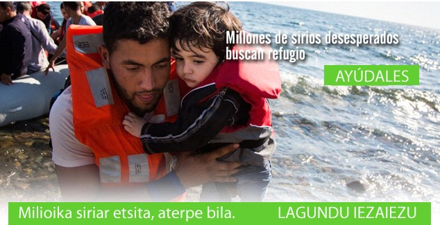 ULMA foundation calls on its workers to show solidarity with Syrian refugees