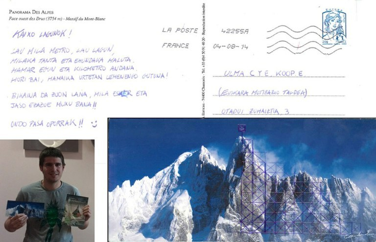 ULMA Group Basque Postcard Competition attracts strong interest