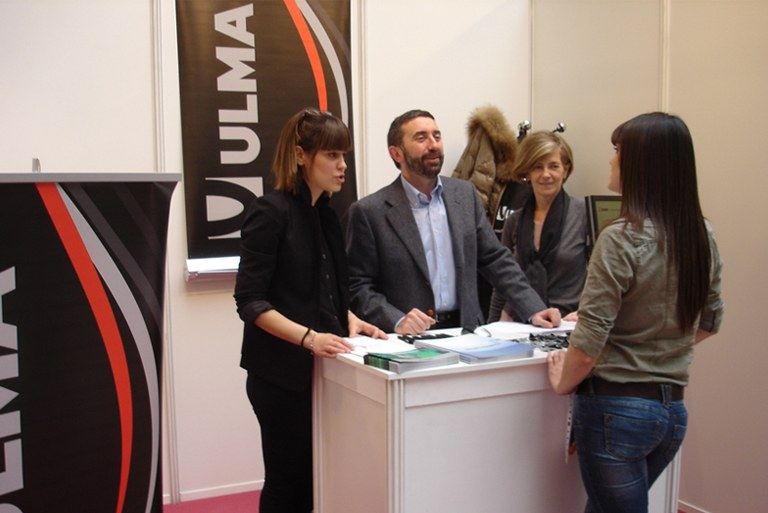 ULMA Group collaborates closely with universities and vocational training institutions.