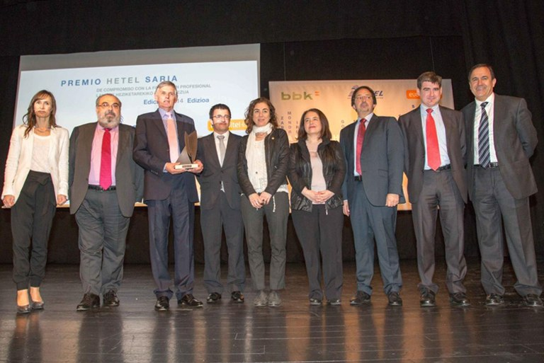 ULMA Group is taking part in HETEL 2014 to support Basque Vocational Education and Training.
