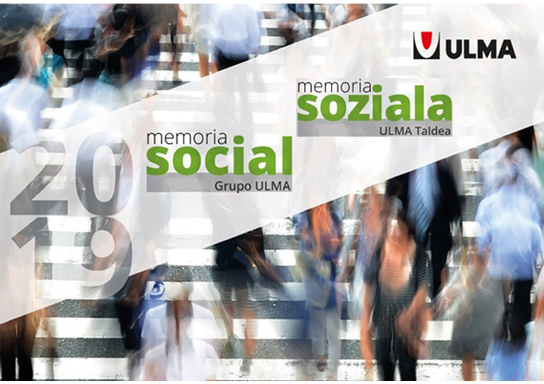 ULMA Group presents its Social Report of activities