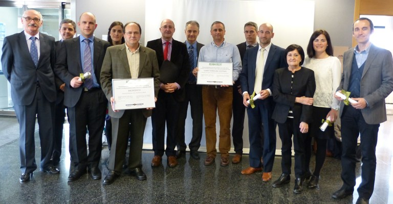 ULMA Handling Systems, Basque candidate for the 2014 CEX Award for good practice in Internationalisation