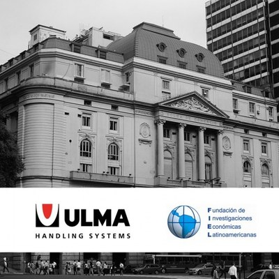 ULMA Handling Systems, sponsor at the next FIEL meeting in Argentina