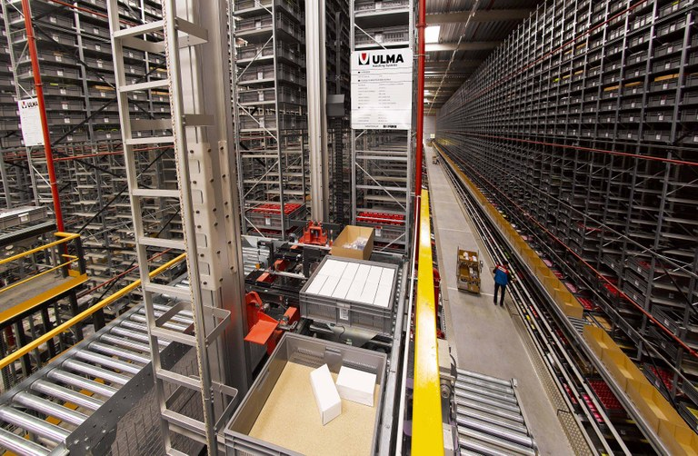 ULMA Handling Systems will be participating in the Congress on Sizing and Integral Management for Automated Warehousing