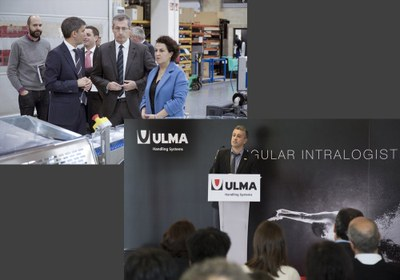 ULMA Packaging and ULMA Handling Systems open their new facilities