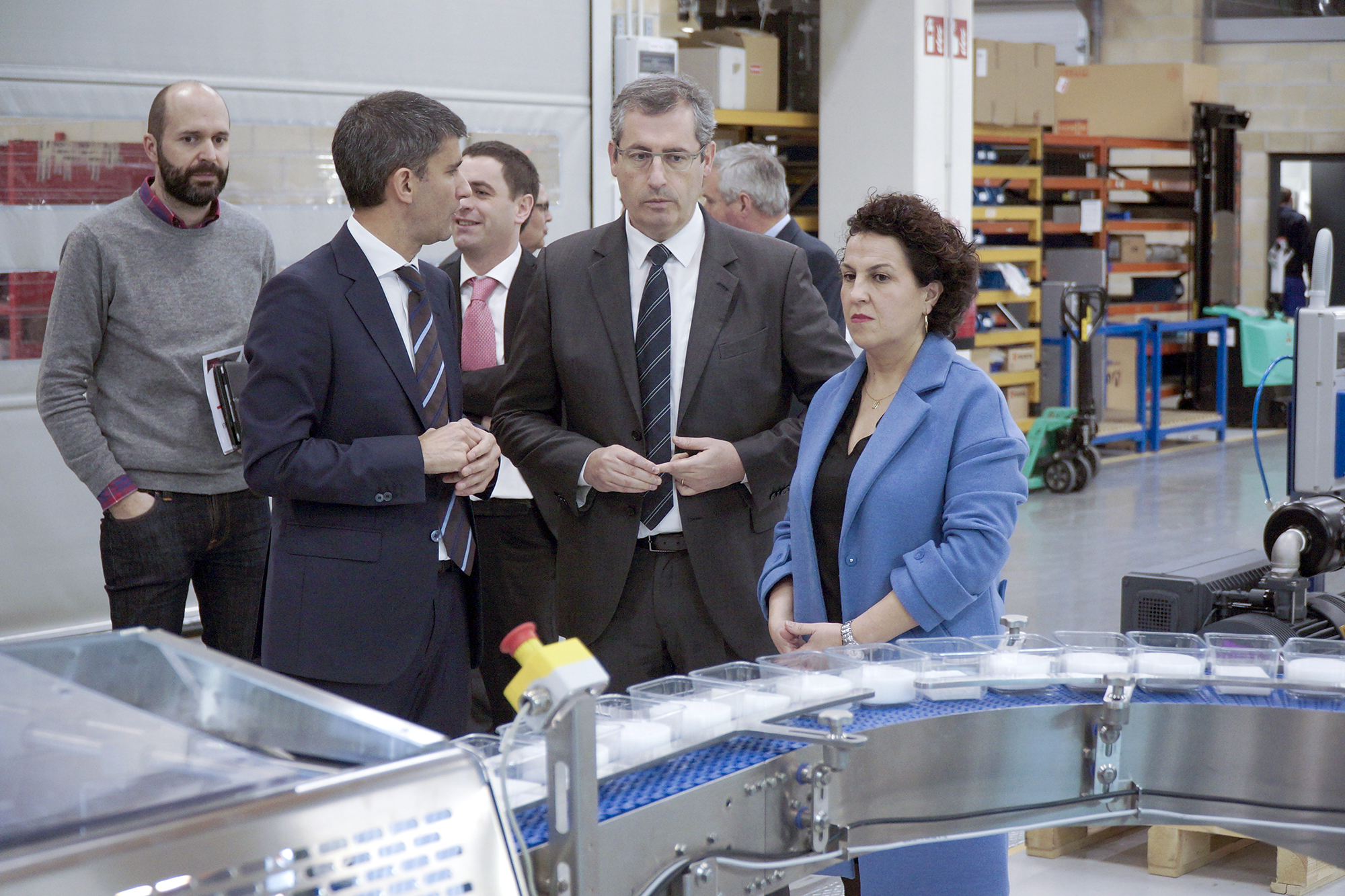 ULMA Packaging opens a new plant for its traysealing activity in Goribar (Oñati)