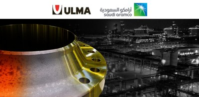 ULMA Piping achieves re-certification with Aramco, the world's largest oil Company