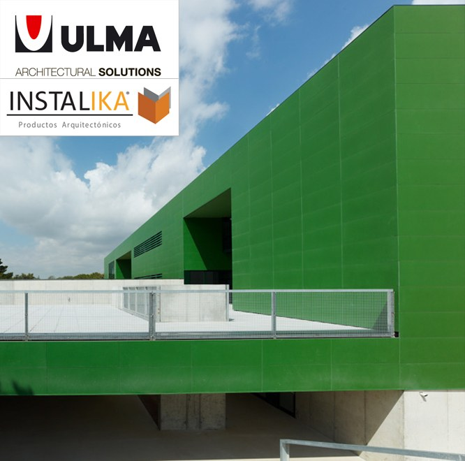 ULMA signs a contract with Instalika for rainscreen cladding distribution in Mexico