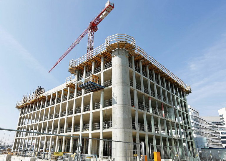 New office building Eschborn in Germany