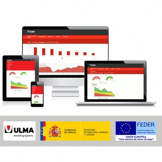 ULMA's Supervisor Cloud system recognised as a key tool for future industry.