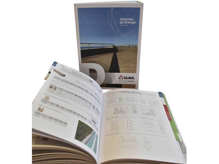 We have a new drainage catalogue