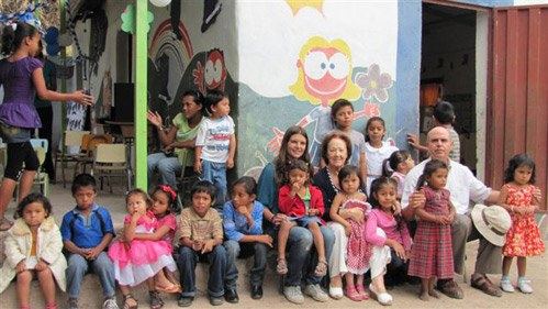 Would you go to Honduras with an NGO?
