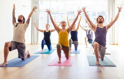 YOGA course from October to December 2019