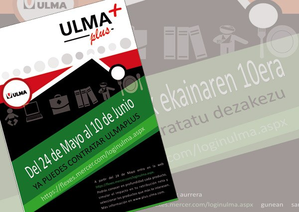 You can now sign up for ULMAPLUS, from May 24 to June 10.