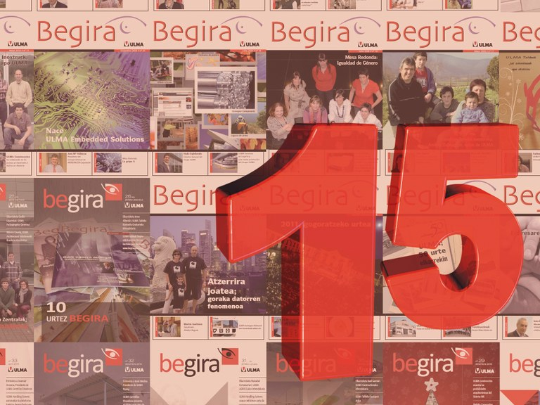 15 years of Begira